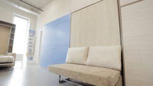 Диван-кровать с подъемным механизмом фото