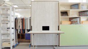 Шкаф-кровать-стол фото