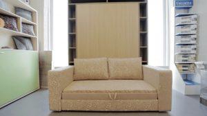 кровать-диван-шкаф трансформер