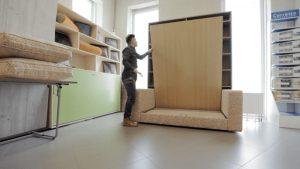 кровать-шкаф-диван трансформер от производителя