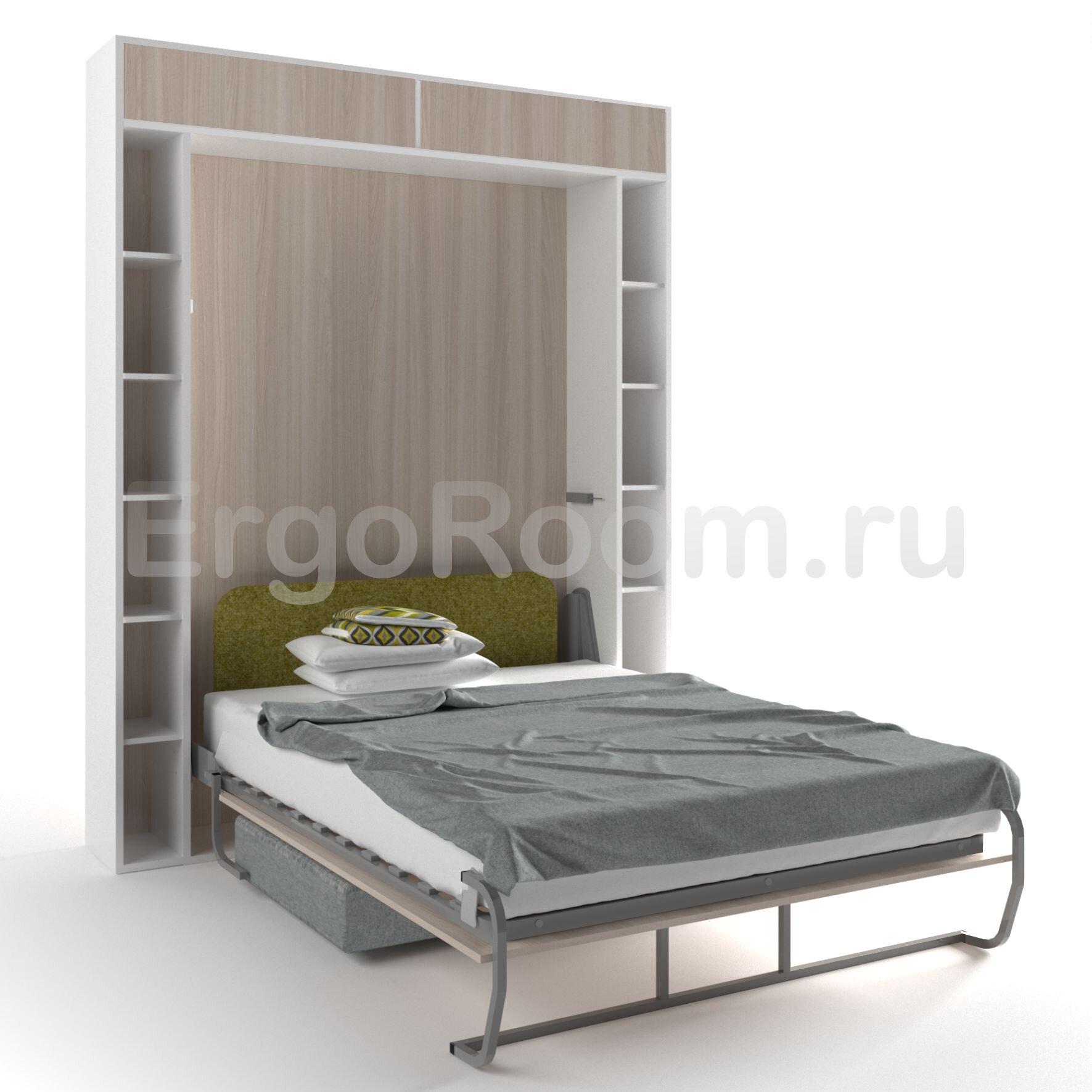 шкаф кровать трансформер купите у производителя в спб недорого