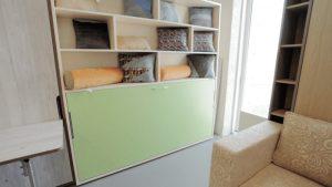шкаф-кровать трансформер в сложенном виде