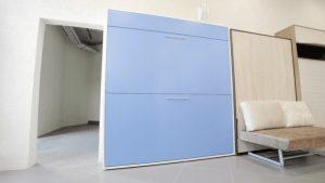 Шкаф-кровать двухъярусная