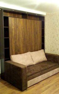 диван шкаф кровать откидная