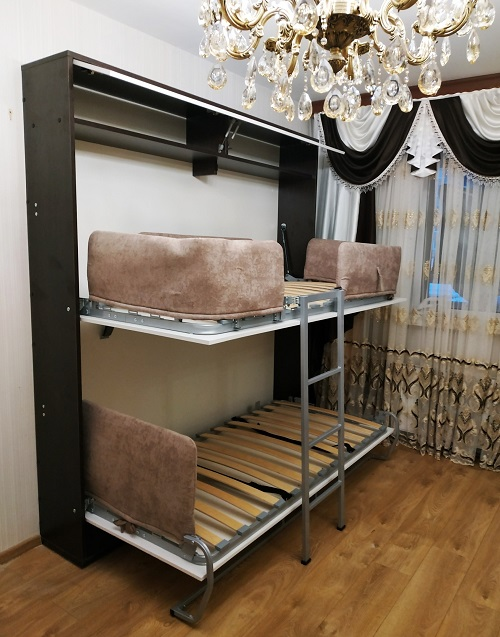 Шкаф кровать трансформер недорого